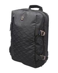 Victorinox - Gray Backpacks & Bum Bags for Men - Lyst