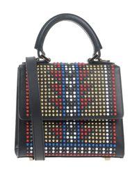 Les Petits Joueurs - Black Handbags - Lyst
