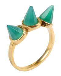 First People First - Green Ring - Lyst