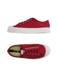 Novesta - Red Low-tops & Sneakers - Lyst