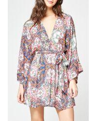 Yumi Kim - Multicolor Tokyo Night Kimono Dress - Lyst