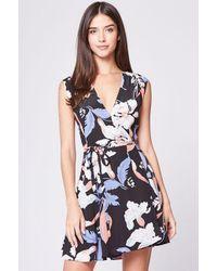 Yumi Kim - Black Soho Mixer Silk Dress - Lyst