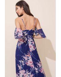Yumi Kim - Blue Endless Love Maxi Dress - Lyst