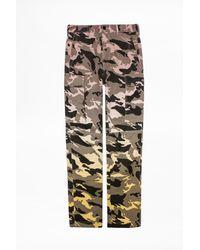 Zadig & Voltaire - Multicolor Spencer Tie Dye Sweatshirt - Lyst