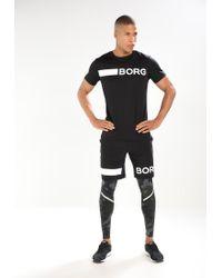 Björn Borg   Black Aidan Base Layer for Men   Lyst