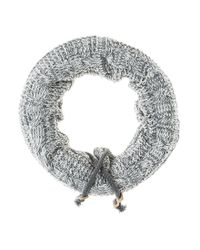 Bickley + Mitchell | Gray Scarf for Men | Lyst