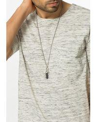Icon Brand | Metallic Fix Necklace for Men | Lyst