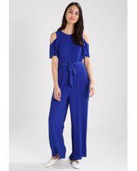 Dorothy Perkins | Blue Jumpsuit | Lyst