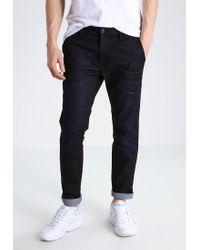 G-Star RAW   Blue Bronson Slim Chino Slim Fit Jeans for Men   Lyst