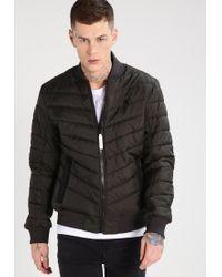 G-Star RAW | Black Meefic Bomber Overshirt L/s Bomber Jacket for Men | Lyst