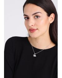 Guess | Metallic Necklace | Lyst