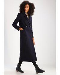 L.K.Bennett | Blue Della Classic Coat | Lyst