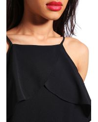 Miss Selfridge | Black Summer Dress | Lyst