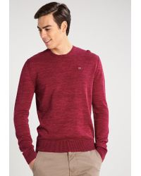 Napapijri | Red Dalice Jumper for Men | Lyst