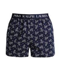 Polo Ralph Lauren | Blue Boxer Shorts for Men | Lyst