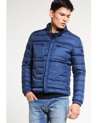 Peuterey | Blue Tarlac Down Jacket for Men | Lyst