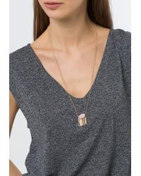 SELECTED   Metallic Sfwemle Necklace   Lyst