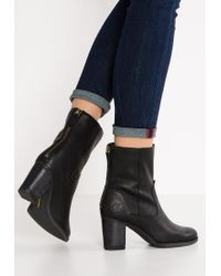 Timberland | Black Atlantic Heights Boots | Lyst