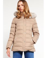 Tommy Hilfiger | Natural New Tyra Down Jacket | Lyst