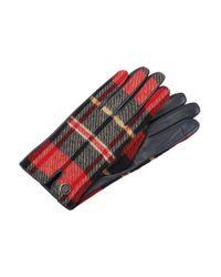 Tommy Hilfiger | Blue Gloves | Lyst