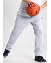 Under Armour | Gray Sc30 Essentials Warm Up Tracksuit Bottoms for Men | Lyst