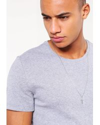 Icon Brand | Metallic St Paul Necklace for Men | Lyst