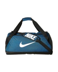 Nike - Blue Brasilia Medium Duffel Bag for Men - Lyst