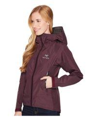 Arc'teryx Beta Sl Jacket (purple Reign) Women's Coat