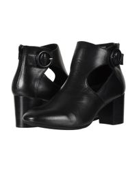 Earth - Corinth (black Soft Calf) Women's Pull-on Boots - Lyst