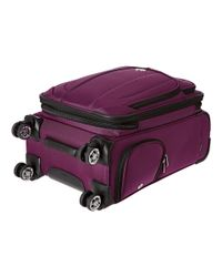 Delsey | Purple Helium Cruise Carry-on Expandable Spinner Trolley | Lyst