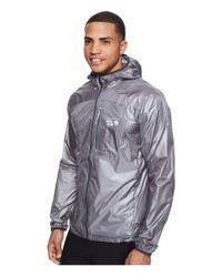 Mountain Hardwear - Gray Ghosttm Lite Jacket (manta Grey) Men's Jacket for Men - Lyst