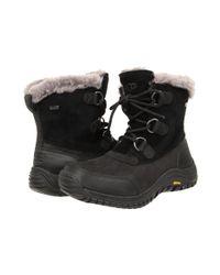Ugg | Black ® Ostrander Waterproof Cold-weather Boots | Lyst
