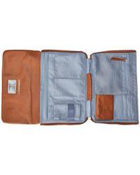 Knomo - Brown Elektronista Digital Clutch Bag - Lyst
