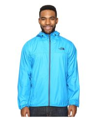 The North Face - Blue Cyclone 2 Hoodie for Men - Lyst