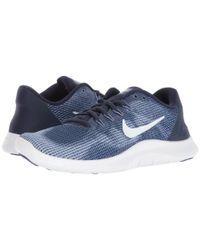 Nike - Blue Women's Flex Rn 2018 Running Shoe - Lyst