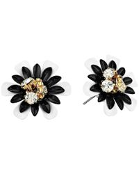 Kate Spade - Multicolor Vibrant Life Stud Earrings - Lyst