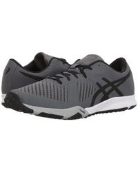 Asics Gray Weldon X Training Shoes for men