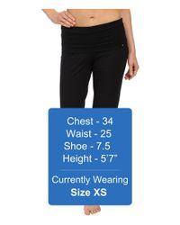 Hanro - Black Yoga Basics Lounge Pants - Lyst