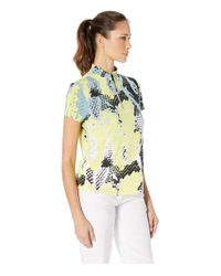 Jamie Sadock - Multicolor Boa Print Short Sleeve Top (caprice) Women's Clothing - Lyst