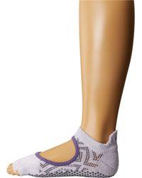 ToeSox - Multicolor Bellarina Half Toe W/ Grip - Lyst