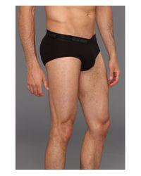2xist | Black 3-pack Essential Contour Pouch Brief for Men | Lyst