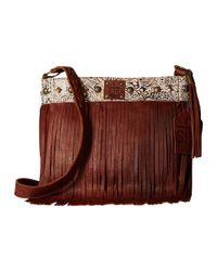 STS Ranchwear | Brown The Lila Crossbody | Lyst