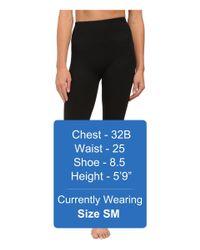 Spanx - Black Essential Shaping Legging - Lyst