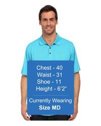 Ariat - Blue Tek Polo for Men - Lyst