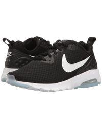 Nike - Purple Air Max Motion Lightweight Lw (black/white) Women's Shoes - Lyst