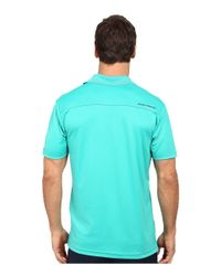 Under Armour - Green Performance Polo 2.0 for Men - Lyst