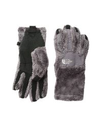 The North Face | Gray Women's Denali Thermal Etiptm Glove | Lyst
