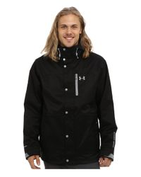 Under Armour | Black Ua Coldgear Infrared Porter 3-in-1 Jacket | Lyst