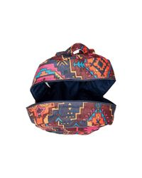 Billabong - Red Hand Over Love Backpack - Lyst