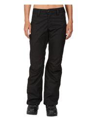 686 - Black Authentic Standard Pant for Men - Lyst